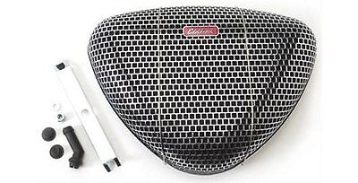 "Edelbrock Pro-Flo Series Air Cleaner 11 3/8"" L x 8 3/8"" W Triangular 1002"