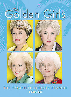 The Golden Girls: The Complete Second Season DVD David Steinberg(DIR)