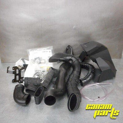 Snorkel Kit OEM NEW G2 & G2L Can-Am  ATV Outlander, L, MAX, 6x6 2013 and up