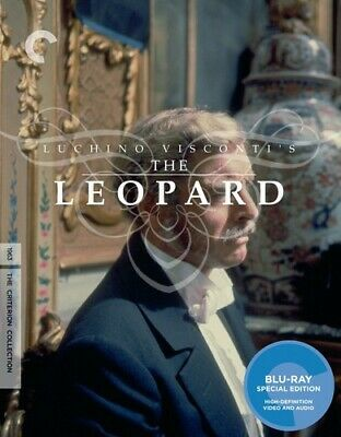The Leopard (Criterion Collection) [New Blu-ray] Colorized, Restored, Special