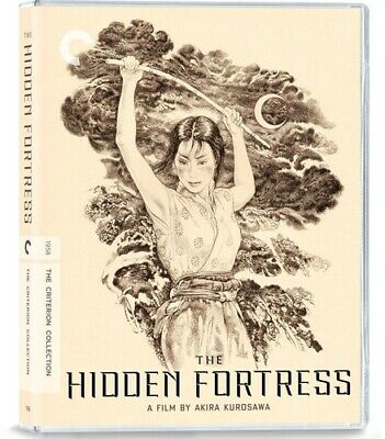 The Hidden Fortress (Criterion Collection) [New Blu-ray] Restored, Special Edi