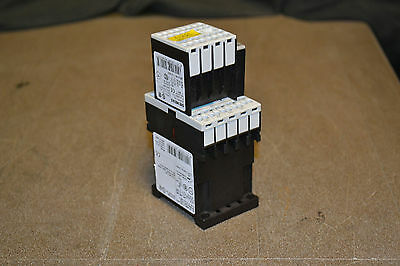 Siemens Contactor 3ZX1012-0RH11-1AA1 with 3RH1911-2FA31 Aux. Contacts 120V Coil