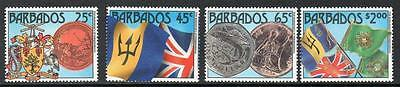 Barbados MNH 1987 The 21st Anniversary of Independence