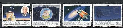 Barbados MNH 1988 The 25th Anniversary of Harry Bayley Observatory