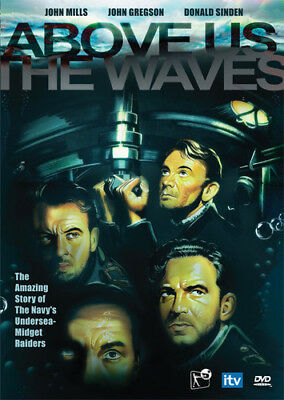 Above Us the Waves [New DVD] Black & White, Dolby, Subtitled, Amaray Case