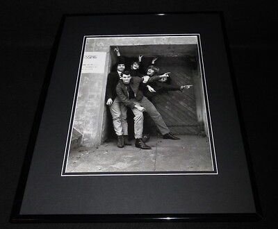 Grateful Dead 1969 Framed 11x14 Photo Poster