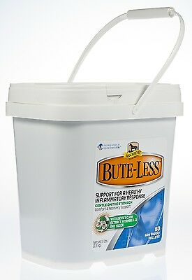 Bute-Less Pellets, 80 ds, 5 lb
