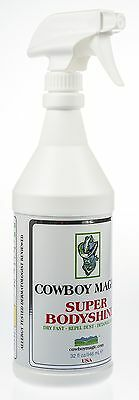 Cowboy Magic Super Bodyshine, 32 oz