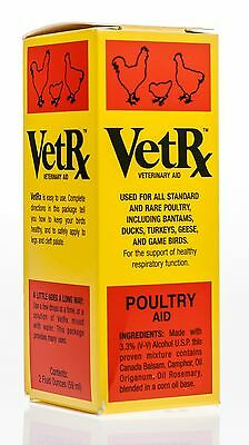 VetRx Poultry Remedy, 2 oz