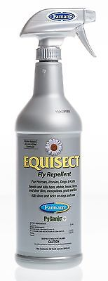 Equisect Fly Repellent W/Sprayer, 32oz