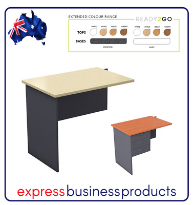 Ready 2 Go Desk Return - Assorted Dimensions and Colours