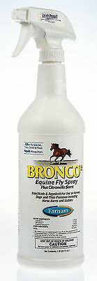 Bronco-E Equine Fly Spray, 32 oz