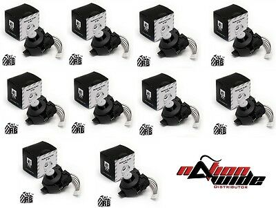 10 Replacement Joysticks for Nintendo 64 Controller - New N64 Thumbstick Repair