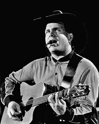 1991 Country Singer GARTH BROOKS Glossy 8x10 Photo Music Print Poster