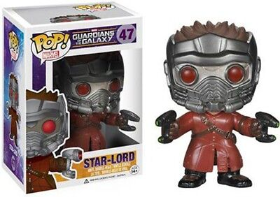 Guardians Of The Galaxy - Star Lord Funko Pop! Marvel Toy