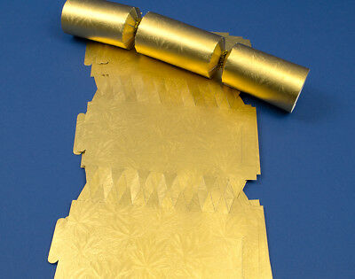 12 Gold Embossed Make & Fill Your Own Cracker Boards