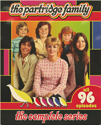 Partridge Family: The Complete Series DVD