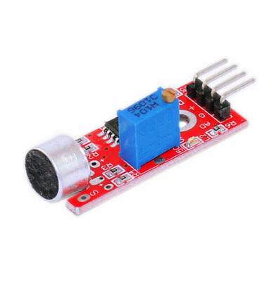 HOT for Arduino NEW Sensitivity Module AVR PIC Sound Detection KY-037 High