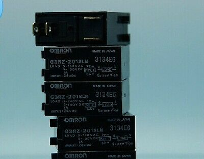 1PCS New OMRON Solid State Relay  G3RZ-201SLN