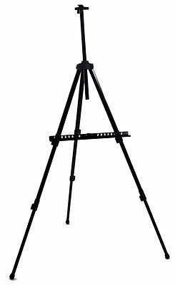 New Alloy Folding Painting Easel Adjustable Tripod Artist With Carry bag H:180cm