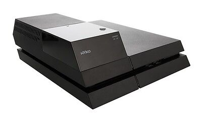 "NYKO Data Bank PLUS for Sony Playstation PS4 - 3.5"" Hard Drive enclosure"