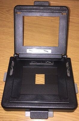 Rare - Rollei Adjustable Negative Carrier For Rolleimat Universal Enlarger