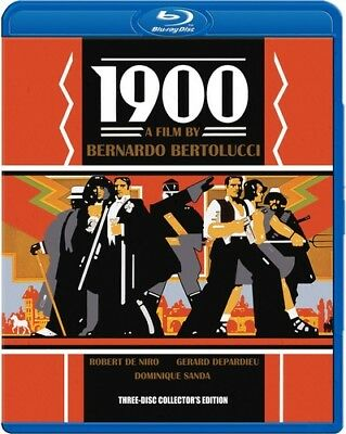 1900 [New Blu-ray] Restored, Special Edition, Boxed Set, Dubbed, Subtitled, Un