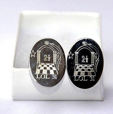 Pair Orange Order Cufflinks With Your Lol Number Free