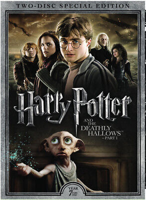 Harry Potter & Deathly Hallows: Part 1 DVD