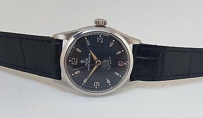 Rare Vintage Rolex Tudor Oyster-Prince 34 Automatic Man's Watch