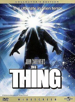The Thing - Collectors Edition DVD