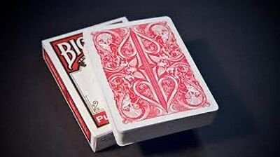 Bicycle David Blaine Transformation Playing Cards Magic w/ Instructions 8 Tricks
