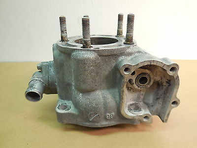 2000 Honda CR125 Cylinder core with 54 mm chrome bore needs repair 00 CR 125