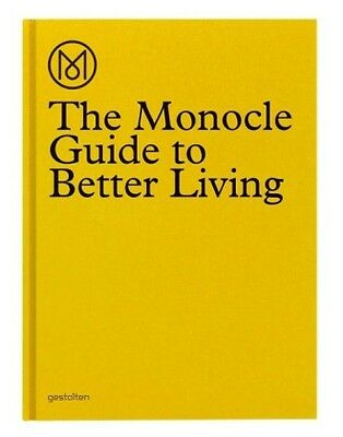 The Monocle Guide to Better Living -NEU- 9783899554908 von Tuck, Andrew