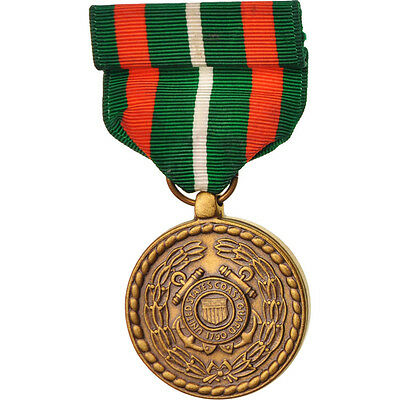 [#416055] United-States, Coast Guard Achievement Medal, Medal, Excellent