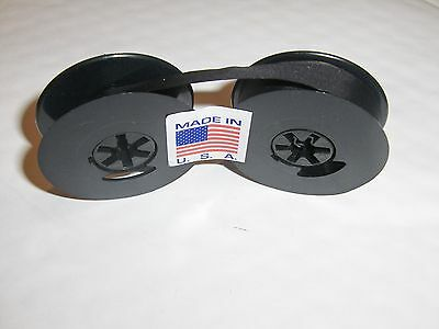 Vintage Royal Touch Control Typewriter Spool Ribbon BLK