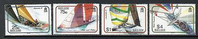 Belize MNH 1987 America's Cup Yachting Championship
