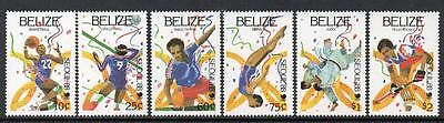 Belize MNH 1988 Olympic Games