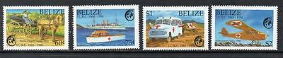 Belize MNH 1988 The 125th Anniversary of International Red Cross