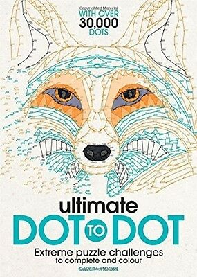 Ultimate Dot To Dot - Book by Gareth Moore (Paperback, 2016)