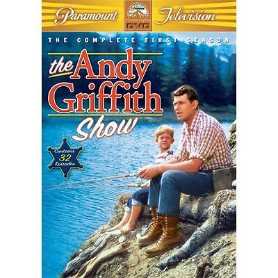 The Andy Griffith Show - The Complete Fi DVD