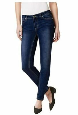 NEW Buffalo David Bitton Women's Francesca Mid-Rise Skinny Stretch Jeans VARIETY