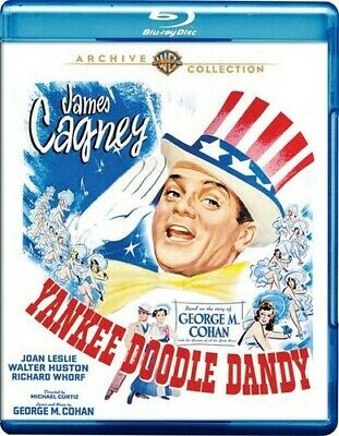 Yankee Doodle Dandy [New Blu-ray] Manufactured On Demand, Mono Sound