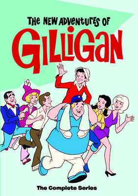 The New Adventures of Gilligan: The Complete Series [New DVD] Manufactured On