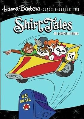 Shirt Tales: The Complete Series [New DVD] Manufactured On Demand, Full Frame,