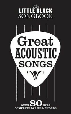 The Little Black Songbook: Great Acoustic Songs