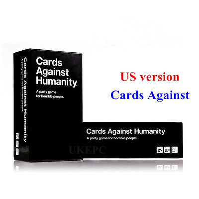 Cards Against Humanity US version Party Game Original New Fun Game