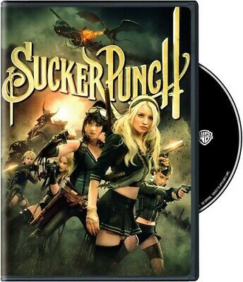 Sucker Punch (2011) [New DVD] Ac-3/Dolby Digital, Dolby, Dubbed, Subtitled, Wi