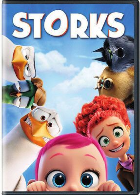 Storks [New DVD] Eco Amaray Case