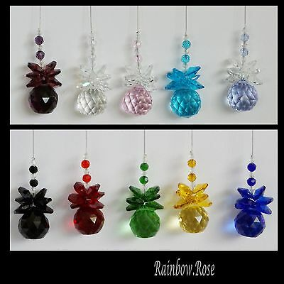Suncatchers BULK #FB 10 BALLS 20mm spheres Resell Gifts Prizes Fetes fundraising